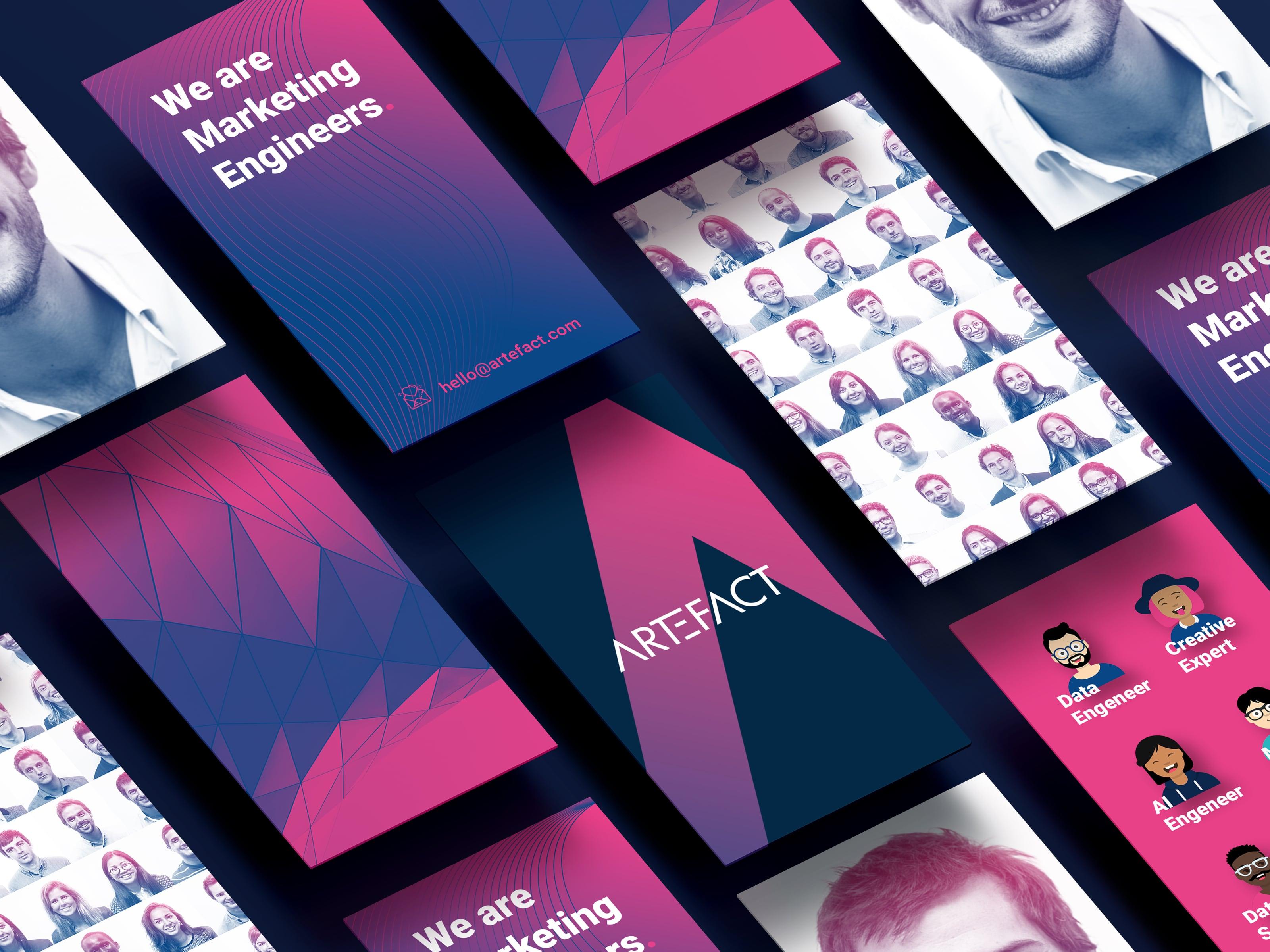 artefact-screens-communication-digital-branding-graphic-design